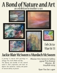 Artist's Reception Saturday March 2, 2013 between 1-4pm